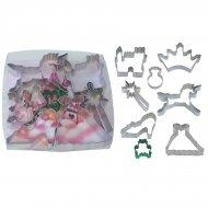 8 Emporte-pièces Princesse