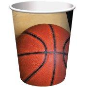 8 Gobelets Basket Passion