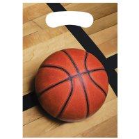 Contient : 1 x 8 Pochettes cadeaux Basket Passion