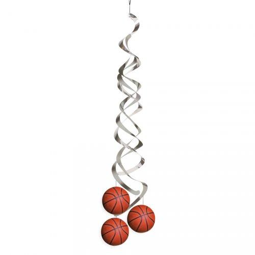 2 Décos à suspendre Basket Passion