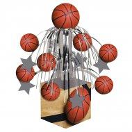 Centre de table cascade Basket Passion