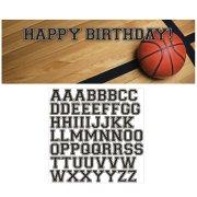 Affiche murale personnalisable Basket Passion