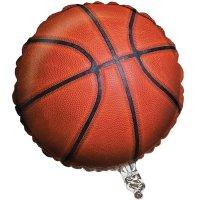 Contient : 1 x Ballon Mylar Basket Passion
