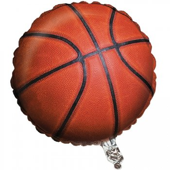 Ballon Mylar Basket Passion
