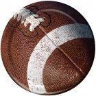 8 Petites Assiettes Football américain Passion