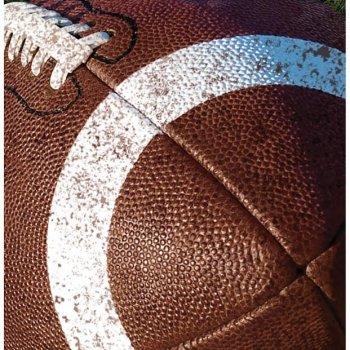 18 Serviettes Football américain Passion