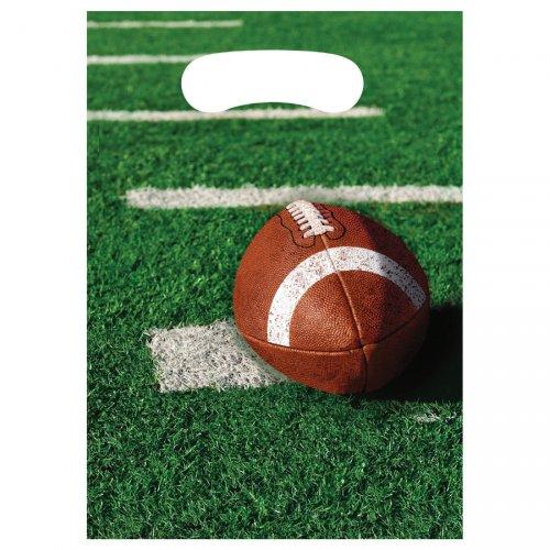 8 Pochettes cadeaux Football américain Passion