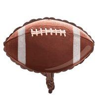 Contient : 1 x Ballon Mylar Football américain
