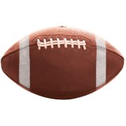 8 Invitations Football am�ricain Passion