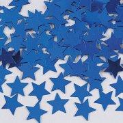 Confettis Etoiles Bleues