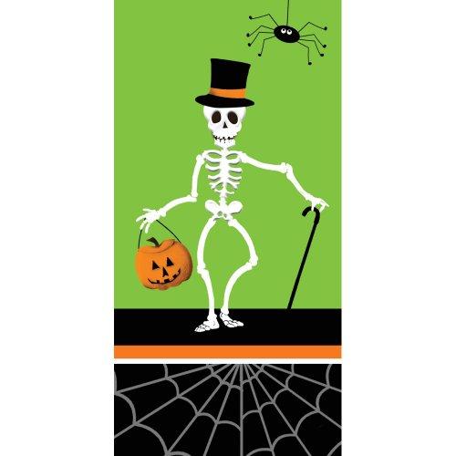 10 Mouchoirs Dancing Squelettes