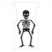 20 Sacs cello Dancing Squelettes