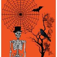 Nappe Squelette Chic