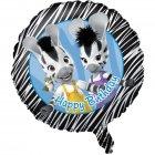 Ballon mylar Zou