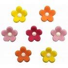 7 Petites Fleurs en sucre