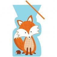 20 Pochettes à Cadeaux Fox le Renard