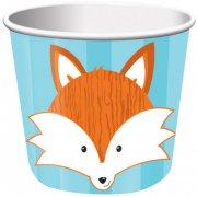 6 Pots � bonbons Fox le Renard