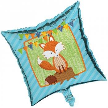 Ballon Mylar Fox le Renard