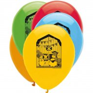 6 Ballons Happy Ferme