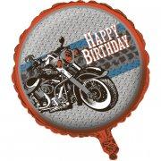 Ballon Mylar Moto Bikers