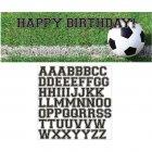 Affiche Happy Birthday Droit au but