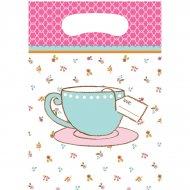 8 Pochettes à cadeaux  Tea Time