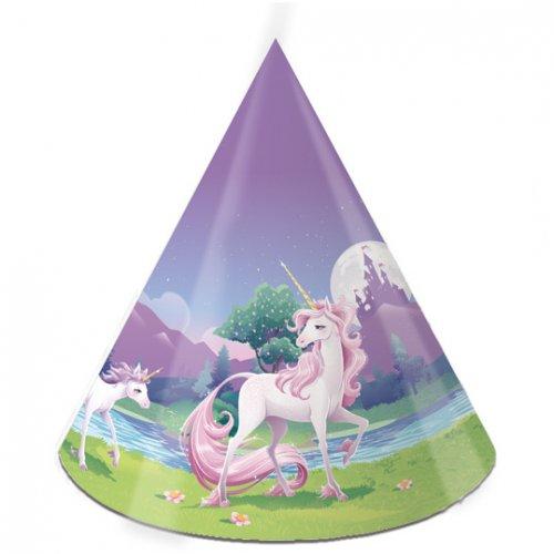 8 Chapeaux Licorne Féerique