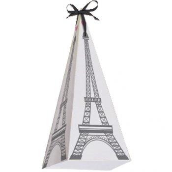 6 Boîtes à Bonbons Tour Eiffel