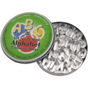 26 Emporte-pièces Alphabet mini