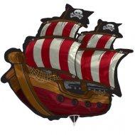Ballon G�ant Bateau pirate