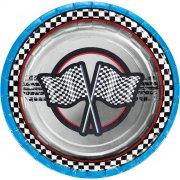 8 Petites Assiettes Speed Racing
