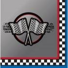 16 Serviettes Speed Racing