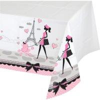Contient : 1 x Nappe Paris Chic