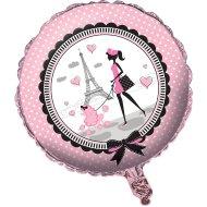 Ballon Mylar Paris Chic