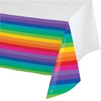Contient : 1 x Nappe Rainbow Fun