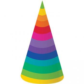 8 Chapeaux Rainbow Fun