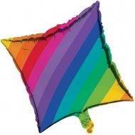 Ballon Mylar Rainbow Fun