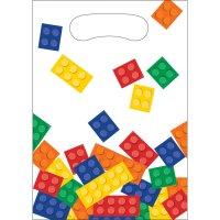 Contient : 1 x 8 Pochettes Cadeaux Block Party