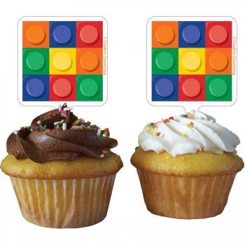 12 Pics à Cupcakes Block Party