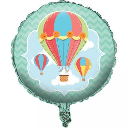 Ballon à Plat Montgolfière