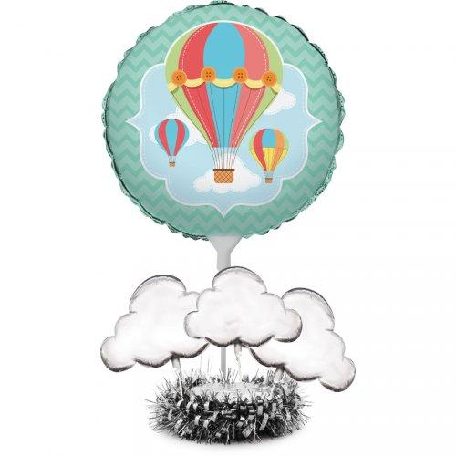 Centre de table Ballons Montgolfière