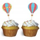 12 Pics � Cupcakes Montgolfi�re