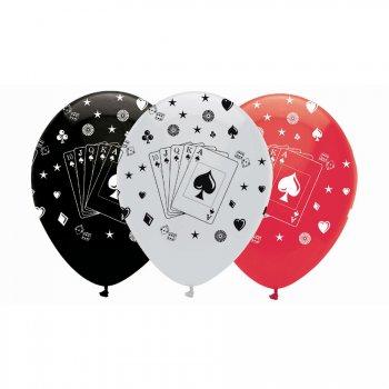 6 Ballons Magie Casino