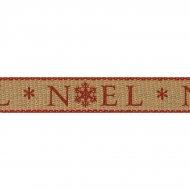 Ruban Noël Rétro (tissu)