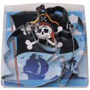 Set 3 grands Emporte-pi�ces Pirate