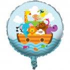 Ballon à Plat Les animaux de Noé
