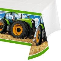 Contient : 1 x Nappe Big Tracteur