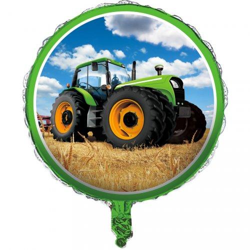 Ballon Gonflé à l Hélium Big Tracteur
