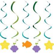 5 D�corations � suspendre Sir�ne
