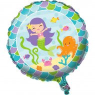 Ballon Hélium Sirène